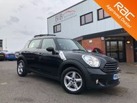 USED 2012 62 MINI COUNTRYMAN 1.6 ONE D 5d 90 BHP