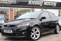 USED 2009 59 FORD FOCUS 2.5 ST-3 3d 300+ BHP PANTHER EDITION