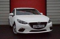 USED 2015 64 MAZDA 3 2.0 SE NAV 5d AUTO 118 BHP