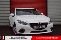 USED 2015 64 MAZDA 3 2.0 SE NAV 5d AUTO 118 BHP Mazda Nav System
