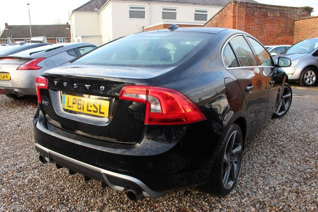 VOLVO S60 at Kiteley Motors