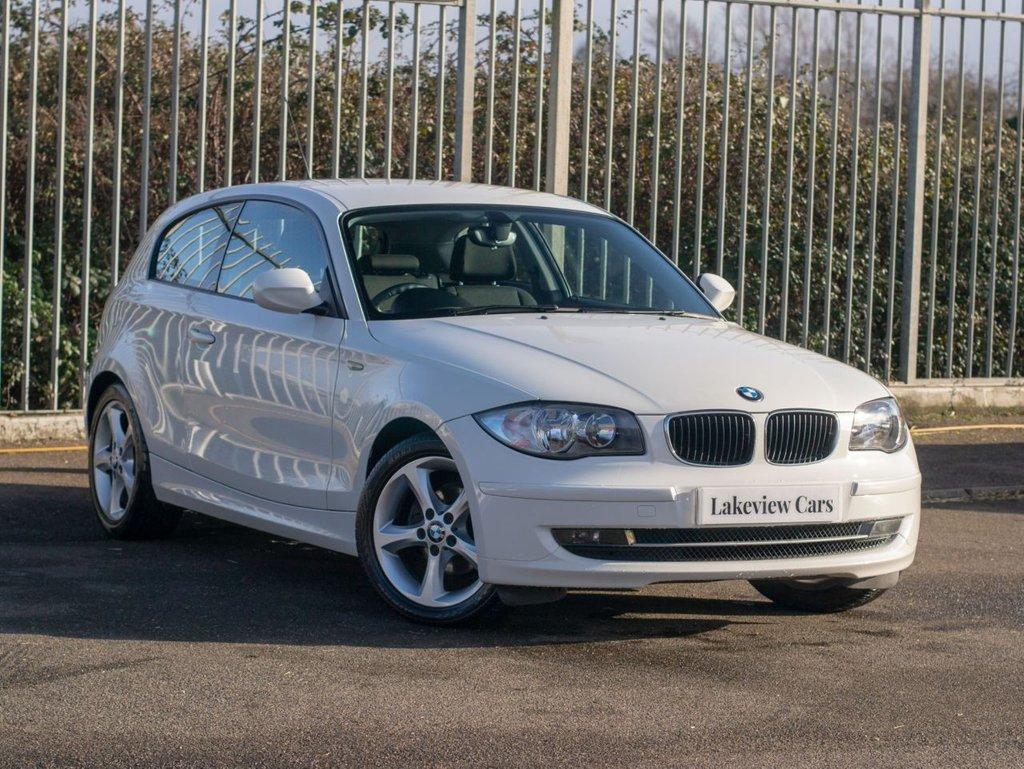 USED 2010 10 BMW 1 SERIES 2.0 116D SPORT 3d 114 BHP