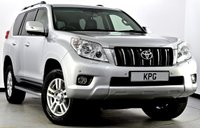 USED 2011 61 TOYOTA LAND CRUISER 3.0 D-4D LC4 5dr Auto  F/S/H (6 Stamps), Immaculate!