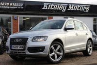 USED 2009 09 AUDI Q5 2.0 TDI QUATTRO SE 170BHP LEATHER