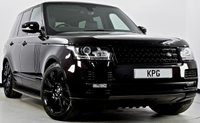 USED 2013 62 LAND ROVER RANGE ROVER 4.4 SD V8 Vogue SE 4X4 5dr Cost New £95k with £11k Extras