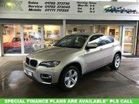 USED 2014 14 BMW X6 3.0 XDRIVE30D 4d AUTO 241 BHP BMW X6 3.0 XDRIVE30D 4d AUTO 241 BHP 4WD