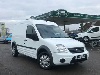 2013 FORD TRANSIT CONNECT 1.8 T230 TREND HR VDPF 1d 89 BHP £6295.00