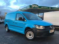 USED 2015 65 VOLKSWAGEN CADDY MAXI 1.6 C20 TDI STARTLINE 1d 101 BHP New Shape, Only 28,000 Miles, Service History, Finance Arranged.