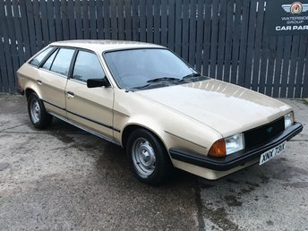 1982 AUSTIN AMBASSADOR 2.0 HL 5d 100 BHP £4495.00