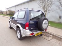 USED 2005 05 SUZUKI GRAND VITARA 2.0 SE TD 3d 108 BHP DIESEL MANUAL IDEAL EXPORT PART EXCHANGE AVAILABLE / ALL CARDS / FINANCE AVAILABLE