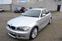 USED 2009 59 BMW 1 SERIES 2.0 116d M Sport 5dr 3 Month RAC warranty / Finance