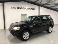 2012 LAND ROVER FREELANDER 2.2 TD4 GS 5d 150 BHP £10995.00