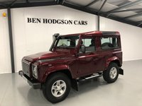 USED 2015 15 LAND ROVER DEFENDER 2.2 TD XS STATION WAGON 1d 122 BHP 1 Owner! FSH! No VAT!