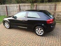 USED 2008 58 AUDI A3 1.6  SE 3d 101 BHP LOVELY LITTLE CAR IN BLACK !!