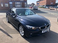 USED 2012 12 BMW 3 SERIES 2.0 316D ES 4d 114 BHP *** 12 MONTHS WARRANTY ***