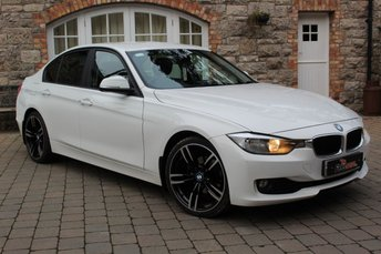 2012 BMW 3 SERIES 2.0 320D EFFICIENTDYNAMICS 4d 161 BHP £8450.00