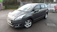 USED 2015 15 PEUGEOT 5008 1.6 HDI ACTIVE 5d 115 BHP 7 Seater