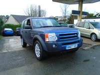 USED 2007 07 LAND ROVER DISCOVERY 2.7 3 TDV6 XS 5d AUTO 188 BHP