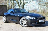 2013 BMW Z4 2.0 Z4 SDRIVE20I M SPORT ROADSTER 2d CONVERTIBLE 181 BHP £11250.00