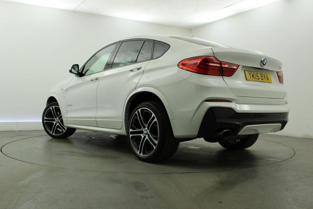BMW X4 at Georgesons