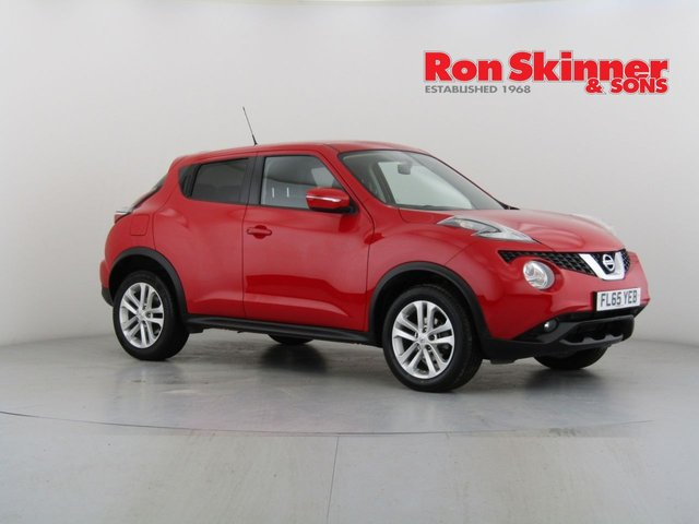 View our 2015 65 NISSAN JUKE 1.2 ACENTA DIG-T 5d 115 BHP