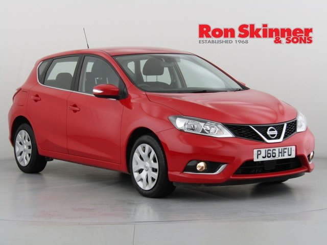 View our 2016 66 NISSAN PULSAR 1.5 VISIA DCI 5d 110 BHP