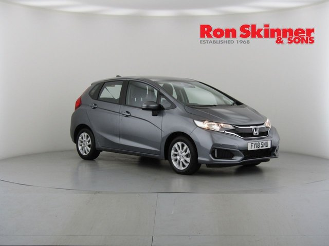 View our 2018 18 HONDA JAZZ 1.3 I-VTEC SE 5d 101 BHP