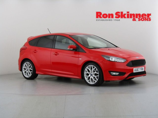 View our 2017 67 FORD FOCUS 1.5 ST-LINE TDCI 5d 118 BHP