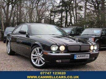 2003 JAGUAR XJR 4.2 V8 XJR Supercharged 4dr Auto £9490.00
