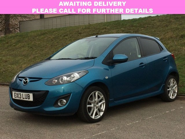 View our 2013 13 MAZDA 2 1.5 SPORT 5d 101 BHP