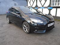 USED 2014 64 FORD FOCUS 2.0 ST-2 5d 247 BHP
