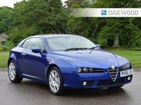 USED 2006 56 ALFA ROMEO BRERA 3.2 JTS V6 Q4 SV 2d 260 BHP