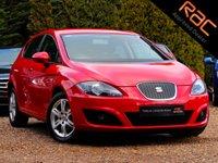 USED 2012 62 SEAT LEON 1.6 CR TDI ECOMOTIVE SE COPA 5d 103 BHP