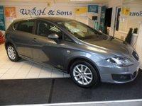 2012 SEAT LEON 1.2 TSI SE COPA 5d 103 BHP £5995.00