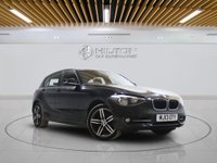 USED 2013 13 BMW 1 SERIES 2.0 120D XDRIVE SPORT 5d 181 BHP SPECIAL EDITION - Well-Maintained by Only 1 Owner With BMW Dealer Service History - 0% DEPOSIT FINANCE AVAILABLE