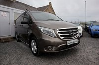 2016 MERCEDES-BENZ VITO 119 BlueTEC Sport Van Long 2.1 CDI 7G-Tronic ( 190 bhp ) £SOLD