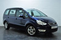 USED 2013 FORD GALAXY  Zetec 5 dr 1 OWNER + FULL HISTORY