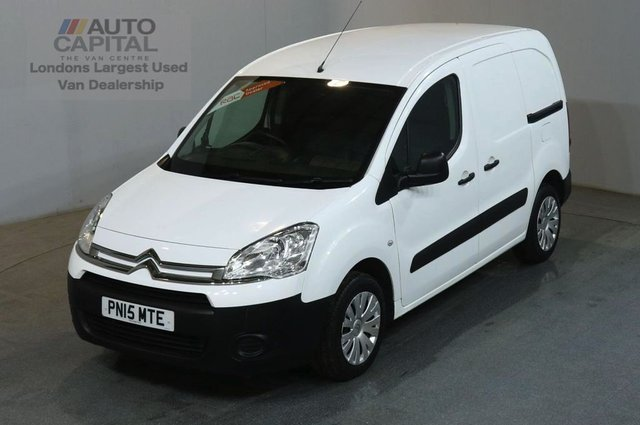 2015 15 CITROEN BERLINGO 1.6 625 LX L1 HDI 90 BHP SWB PANEL MANUAL VAN