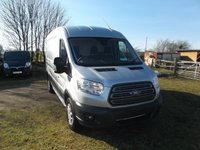 2019 FORD TRANSIT 2019 L3 H2 170 Trend RWD, Ice Pack 8, Vis Pack, Air Con. Choice available £21999.00
