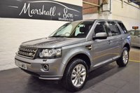 USED 2014 64 LAND ROVER FREELANDER 2 2.2 TD4 SE 5d 150 BHP BEST VALUE IN THE UK - LAND ROVER SERVICE HISTORY - LEATHER - PRIVACY GLASS - TOWBAR