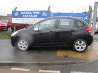 2012 CITROEN C3 1.4 BLACK 5d 72 BHP £4495.00