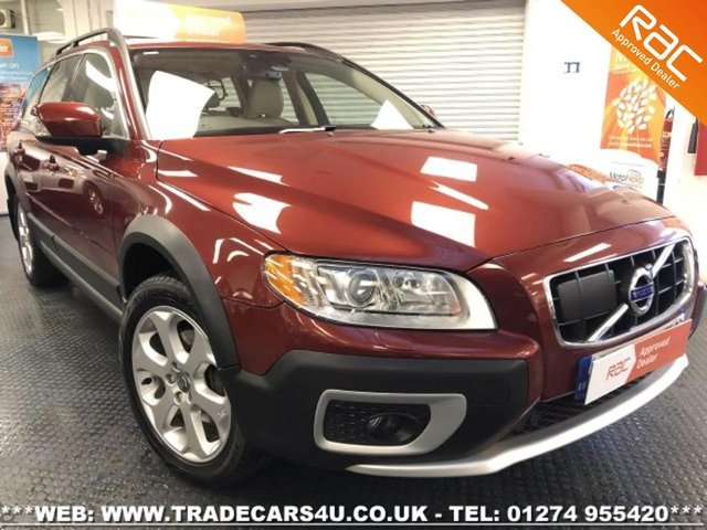 2010 60 VOLVO XC70 VERY RARE 3.0 T6 AWD SE LUX INSCRIPTION AUTO ESTATE