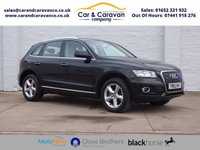USED 2015 65 AUDI Q5 2.0 TDI QUATTRO SE 5d AUTO 187 BHP One Owner Full Service History Buy Now, Pay Later Finance!