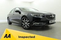 USED 2017 17 VAUXHALL INSIGNIA 2.0 GRAND SPORT TECH LINE NAV 5d 168 BHP NAV - LEATHER - PARK SENSORS