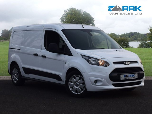 2015 15 FORD TRANSIT CONNECT 1.6 240 TREND P/V