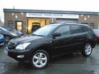 2004 LEXUS RX 3.0 300 SE 5d AUTO 202 BHP £3995.00