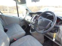 USED 2012 RENAULT TRAFIC 2.0 SL27 DCI 5d 115 BHP 9 SEATER MINI BUS 1 OWNER NO VAT