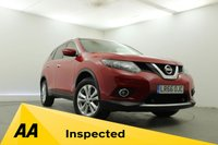 USED 2016 66 NISSAN X-TRAIL 1.6 DIG-T ACENTA 5d 163 BHP PAN ROOF - SEVEN SEATS - USB