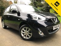 USED 2016 66 NISSAN MICRA 1.2 ACENTA 5d 79 BHP