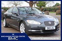 USED 2011 11 JAGUAR XF 3.0 V6 LUXURY 4d 240 BHP